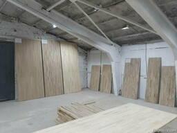 Oak panel. Oak shield