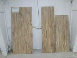 Oak panel. Oak shield - photo 6