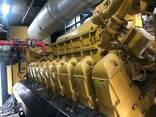Б/У газовый двигатель Caterpillar 3520, 2014 г. ,2 Мвт - фото 8