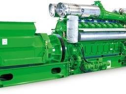Б/У газовый двигатель Jenbacher JGS420 GSBL, 1513 Квт, 2016 г.