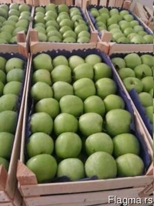 Яблоко сорт Муцу Сербия