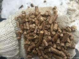 Пеллеты сосновые