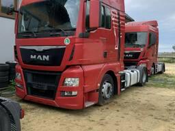 Продам два грузовика Ман 2017 г на запчасти! Находятся в Европе! Состояние отличное! Евро