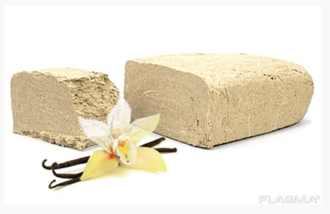 Sunflower halva